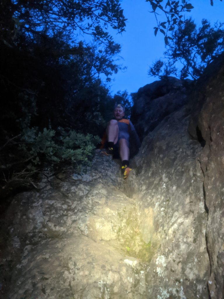 Fastest Known Time: From Stinson, To Tam Summit, To Diablo Summit 17