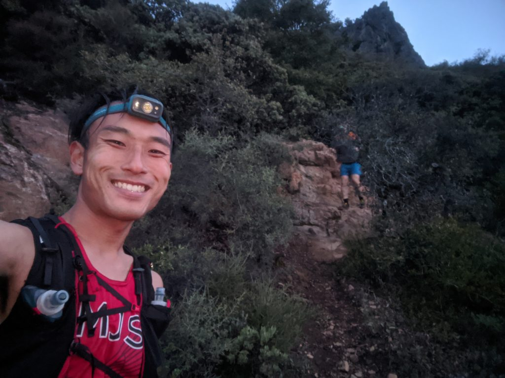 Fastest Known Time: From Stinson, To Tam Summit, To Diablo Summit 18