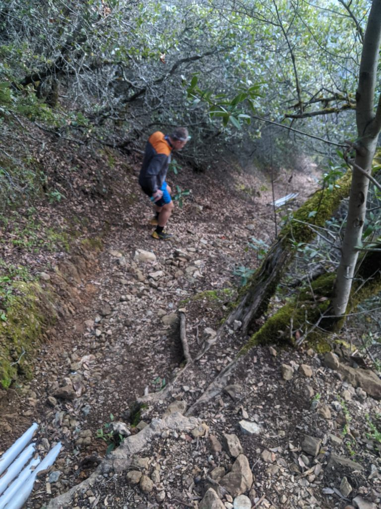 Fastest Known Time: From Stinson, To Tam Summit, To Diablo Summit 25