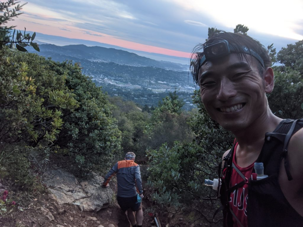 Fastest Known Time: From Stinson, To Tam Summit, To Diablo Summit 26