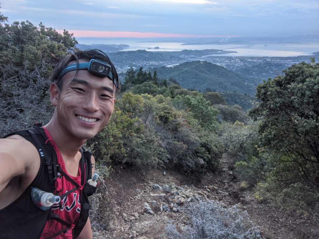 Fastest Known Time: From Stinson, To Tam Summit, To Diablo Summit 31