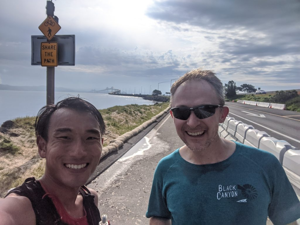Fastest Known Time: From Stinson, To Tam Summit, To Diablo Summit 42