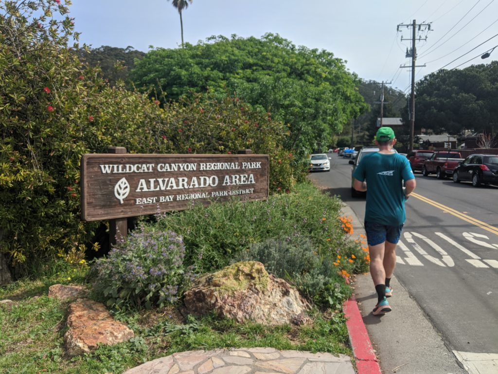 Fastest Known Time: From Stinson, To Tam Summit, To Diablo Summit 51