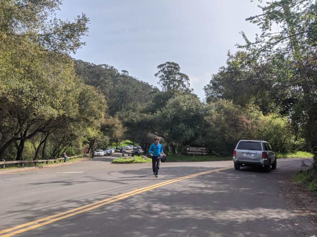 Fastest Known Time: From Stinson, To Tam Summit, To Diablo Summit 52