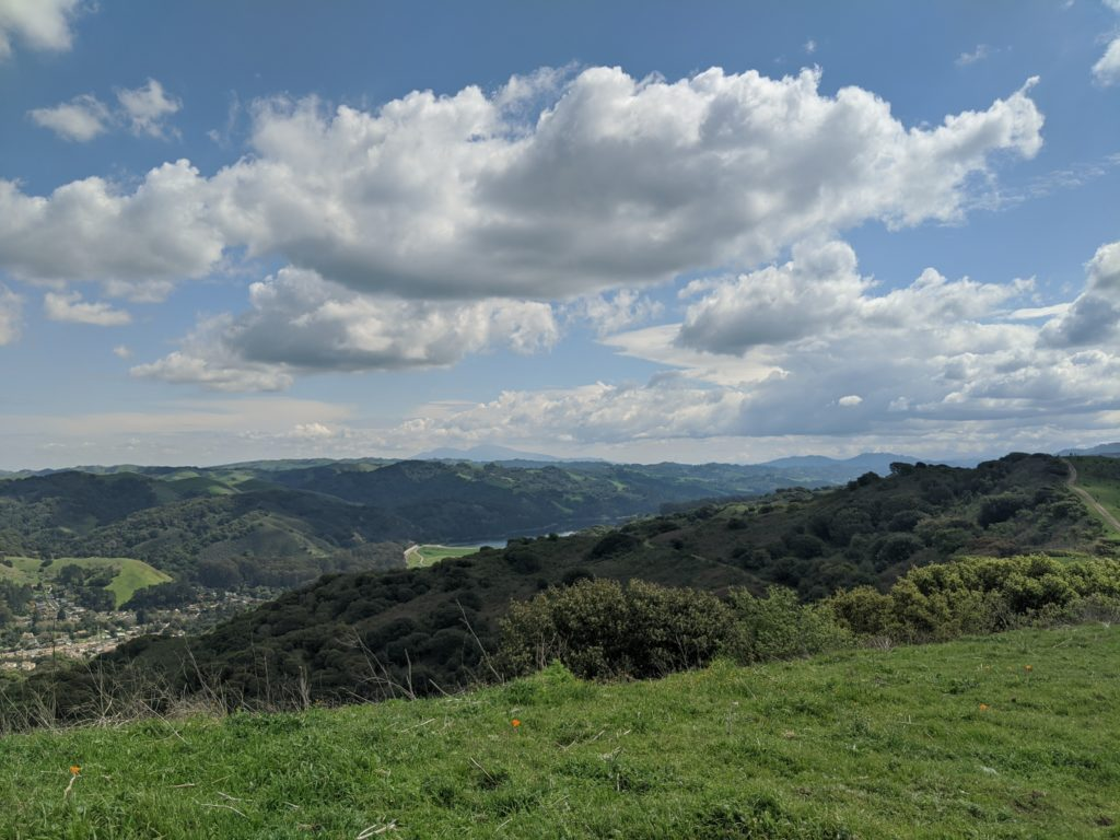 Fastest Known Time: From Stinson, To Tam Summit, To Diablo Summit 66