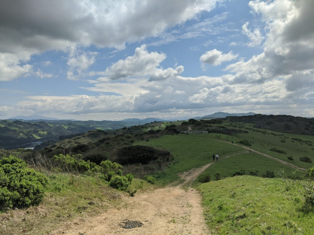 Fastest Known Time: From Stinson, To Tam Summit, To Diablo Summit 67