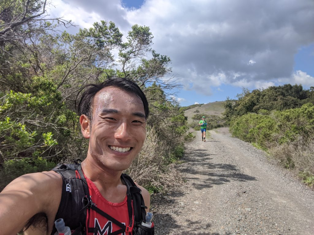 Fastest Known Time: From Stinson, To Tam Summit, To Diablo Summit 71
