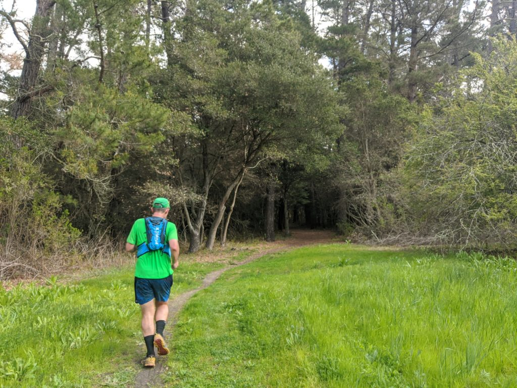 Fastest Known Time: From Stinson, To Tam Summit, To Diablo Summit 74