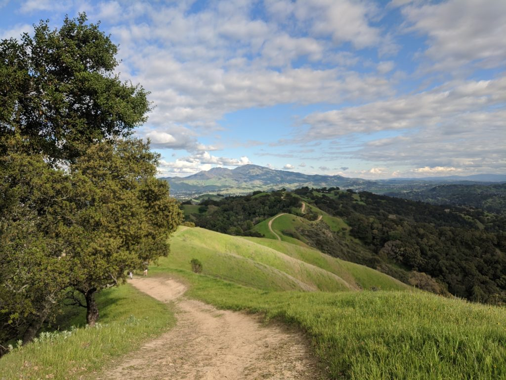 Fastest Known Time: From Stinson, To Tam Summit, To Diablo Summit 88