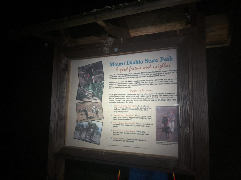 Fastest Known Time: From Stinson, To Tam Summit, To Diablo Summit 105