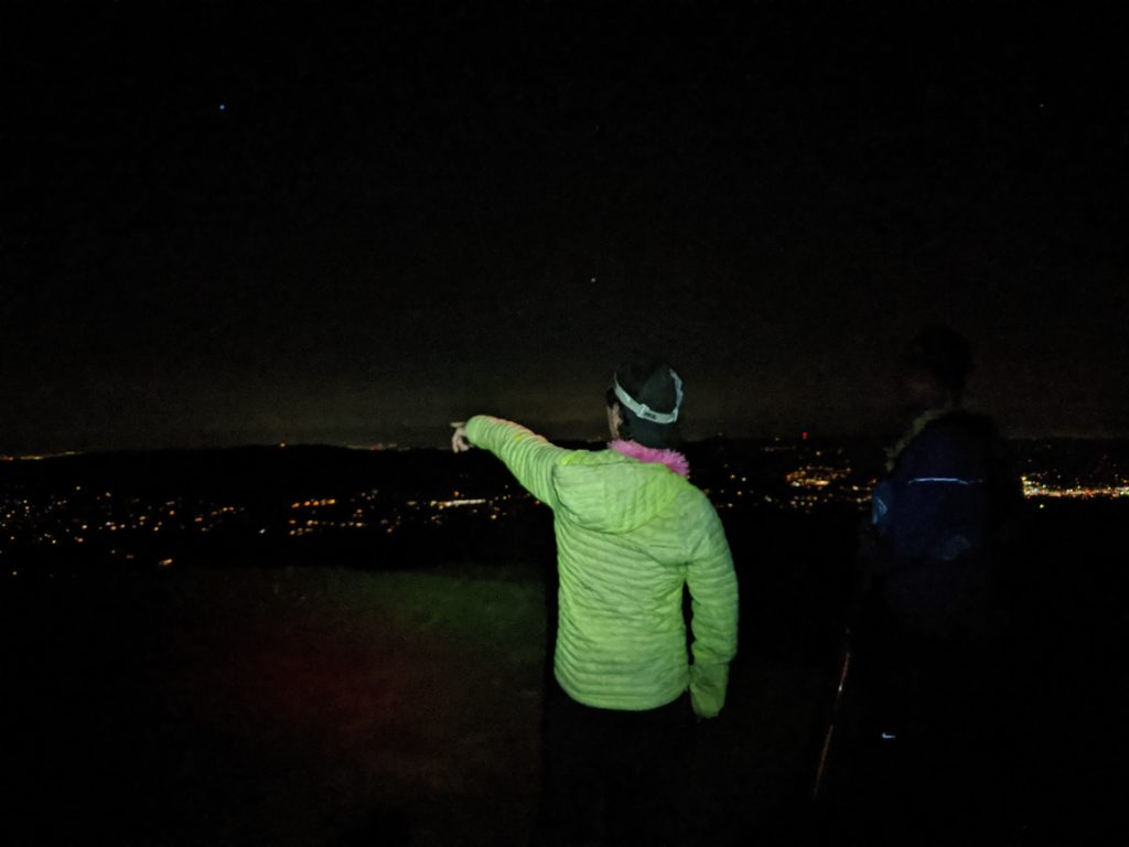 Fastest Known Time: From Stinson, To Tam Summit, To Diablo Summit 111