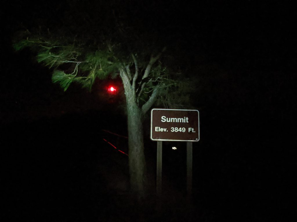Fastest Known Time: From Stinson, To Tam Summit, To Diablo Summit 114
