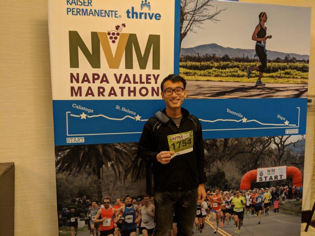 Napa Valley Marathon 2019 6