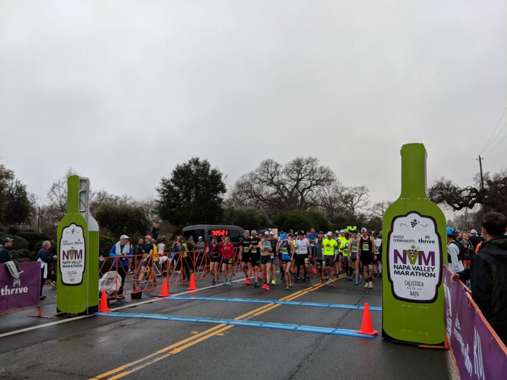Napa Valley Marathon 2019 14
