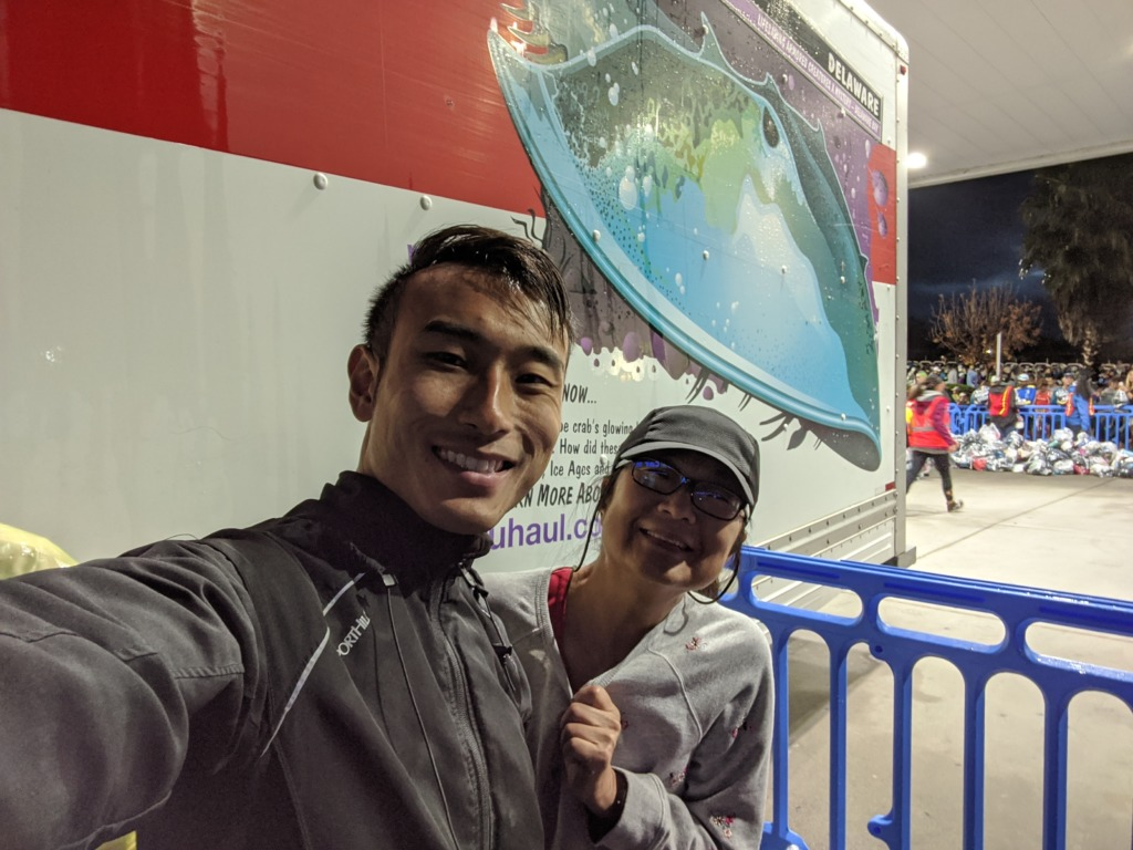 California International Marathon 2019: Round 3! :) 2