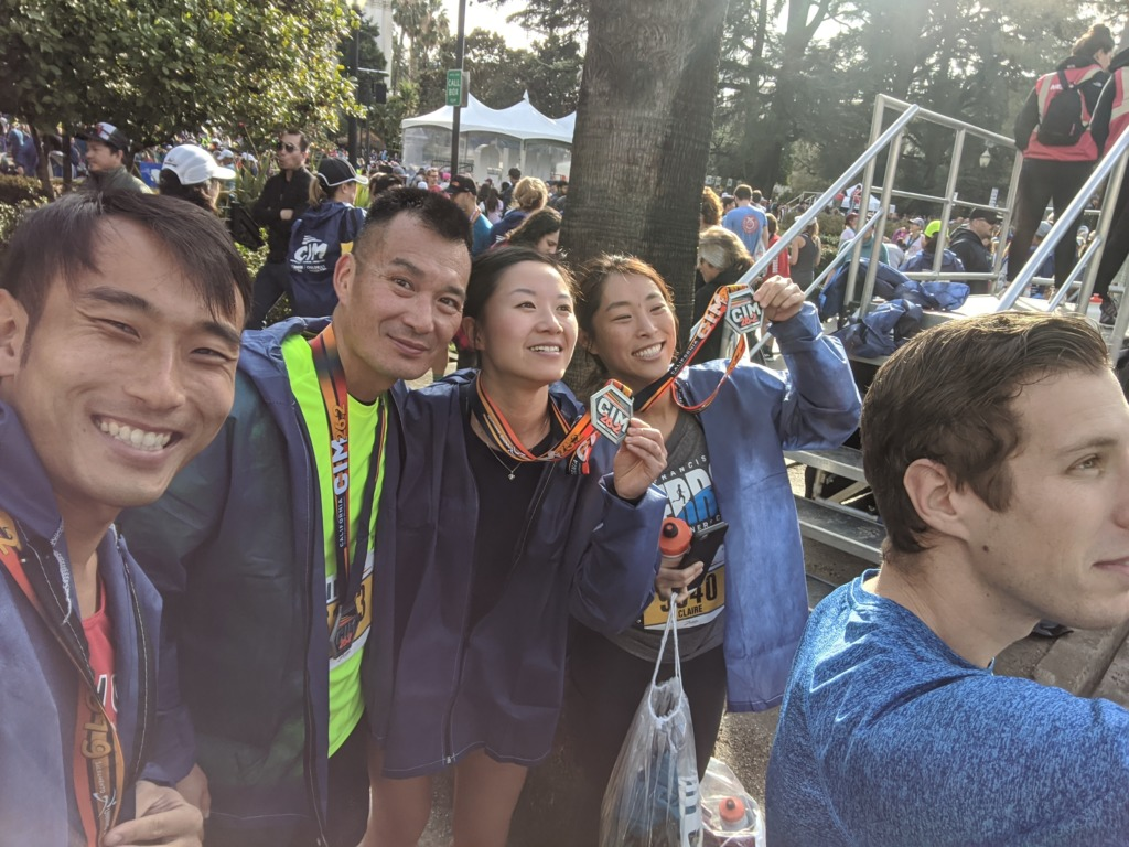 California International Marathon 2019: Round 3! :) 7