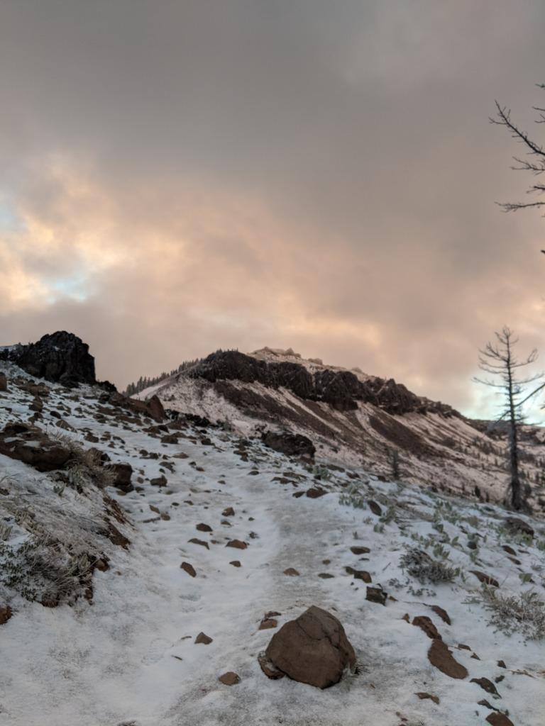A Partial Castle Peak Loop 14