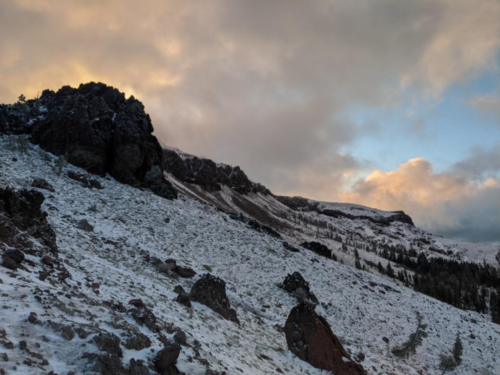 A Partial Castle Peak Loop 16