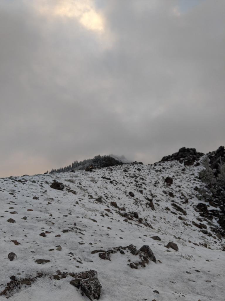 A Partial Castle Peak Loop 17