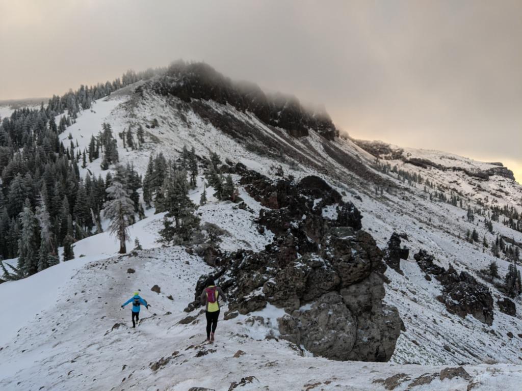 Journal: Sunday, June 7, 2020 // Partial Castle Peak Loop 18