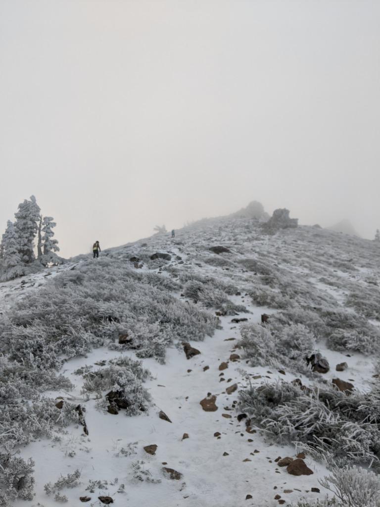 Journal: Sunday, June 7, 2020 // Partial Castle Peak Loop 21