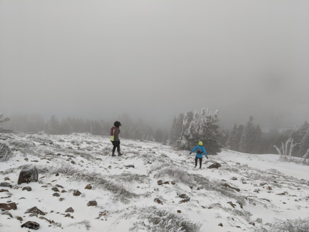 A Partial Castle Peak Loop 23