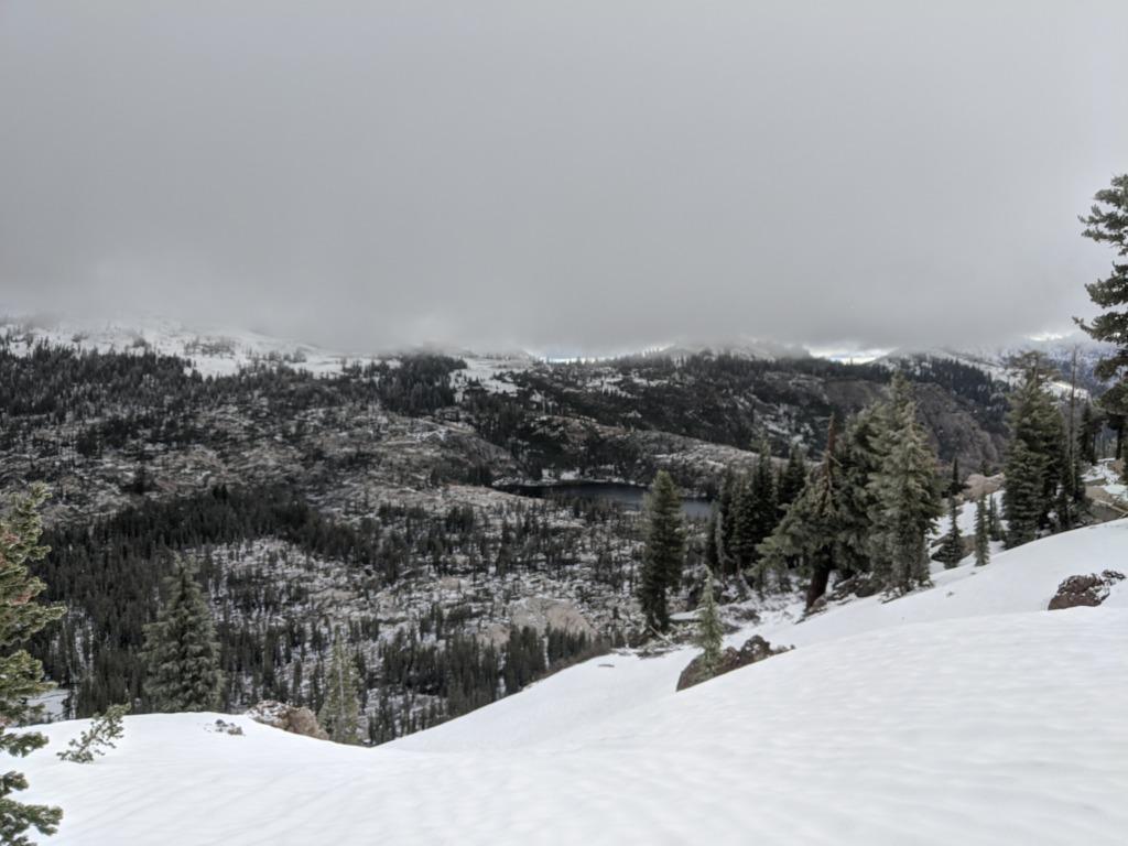 A Partial Castle Peak Loop 32