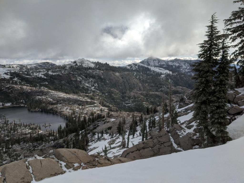 Journal: Sunday, June 7, 2020 // Partial Castle Peak Loop 35