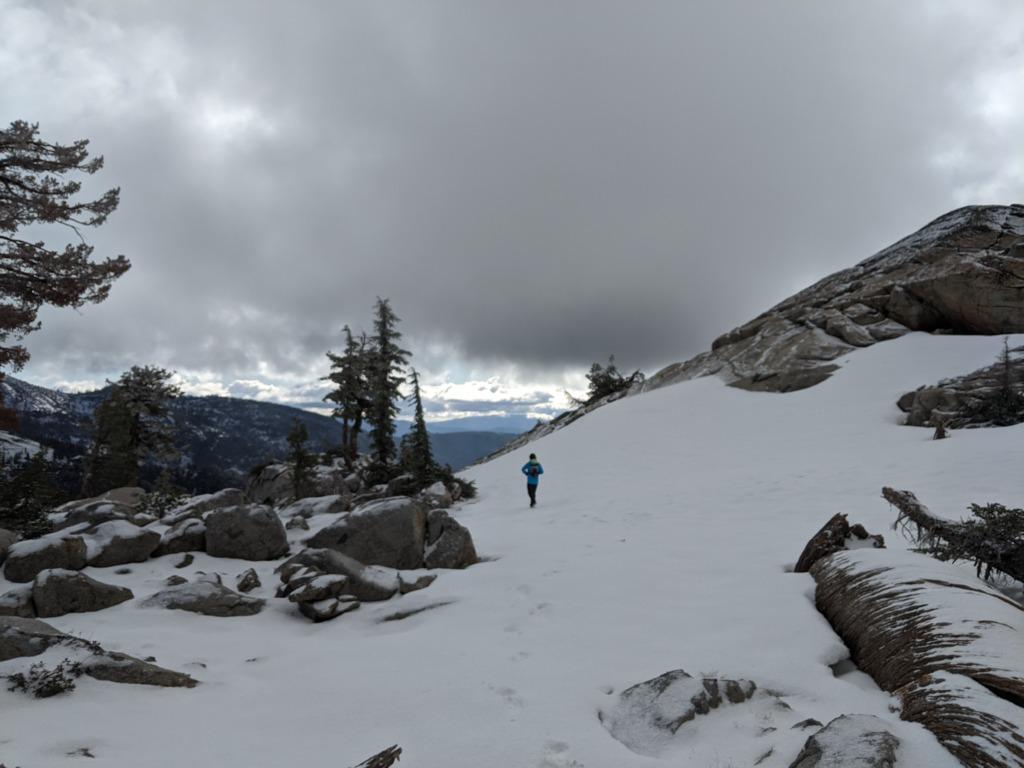 Journal: Sunday, June 7, 2020 // Partial Castle Peak Loop 37