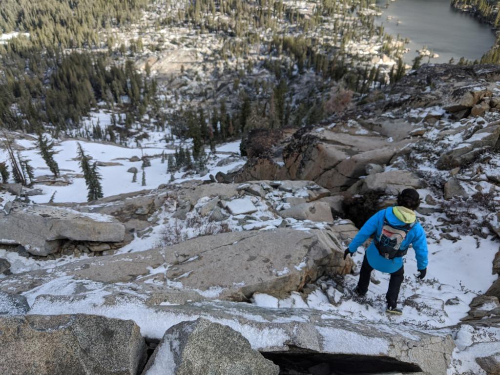 Journal: Sunday, June 7, 2020 // Partial Castle Peak Loop 39