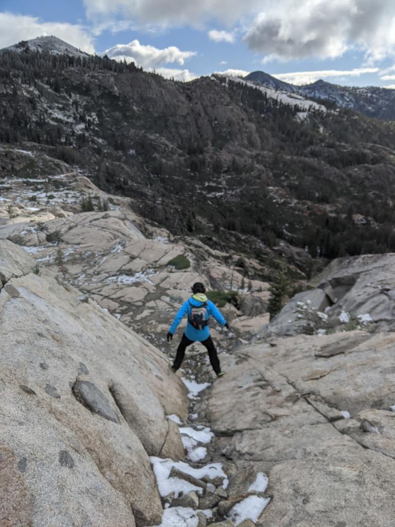 Journal: Sunday, June 7, 2020 // Partial Castle Peak Loop 43