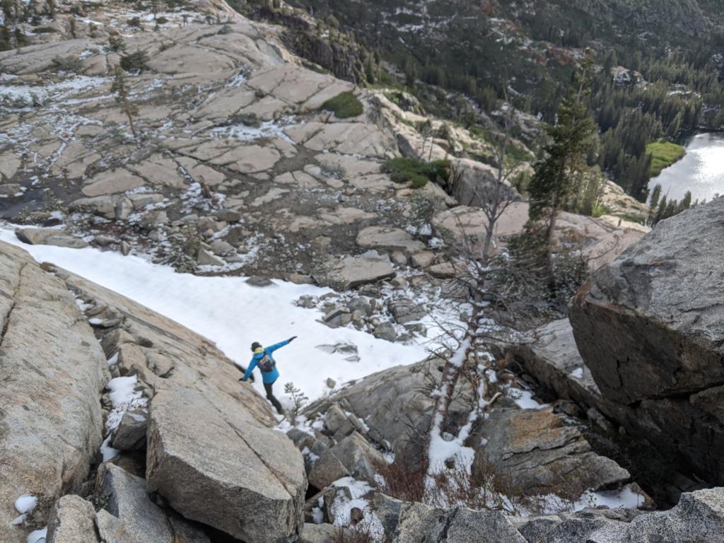 Journal: Sunday, June 7, 2020 // Partial Castle Peak Loop 44