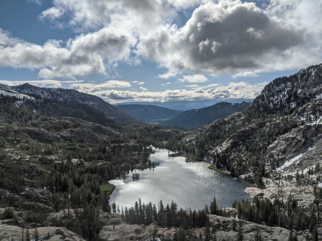 Journal: Sunday, June 7, 2020 // Partial Castle Peak Loop 45