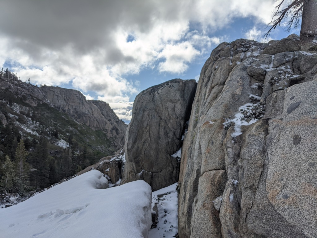 A Partial Castle Peak Loop 48
