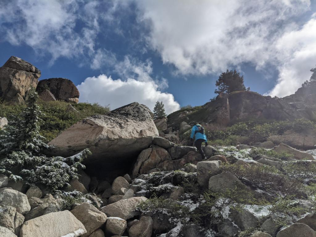 Journal: Sunday, June 7, 2020 // Partial Castle Peak Loop 49