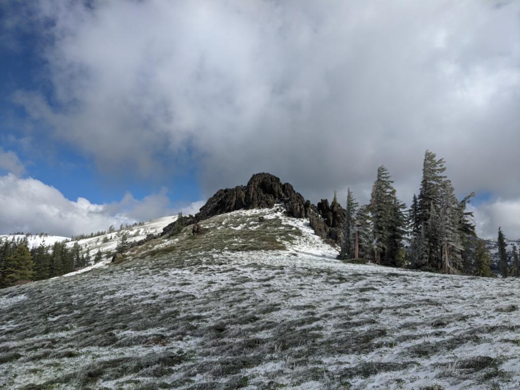 A Partial Castle Peak Loop 53
