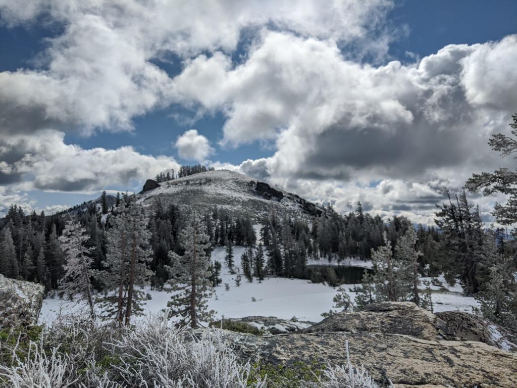 Journal: Sunday, June 7, 2020 // Partial Castle Peak Loop 54