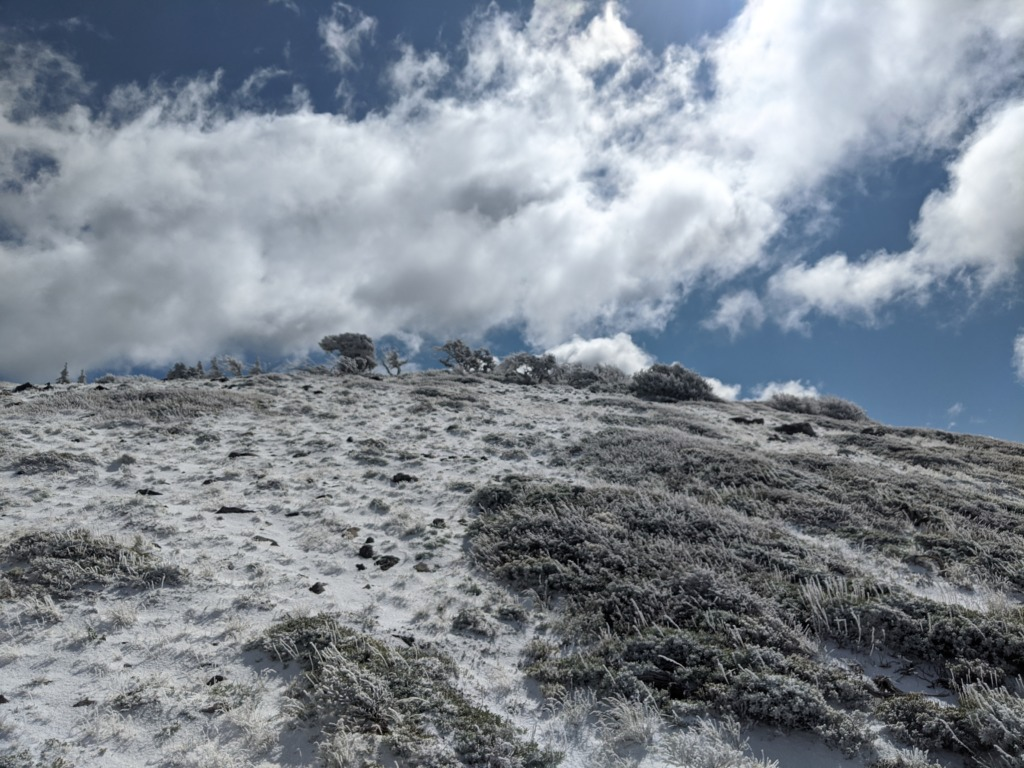 A Partial Castle Peak Loop 57