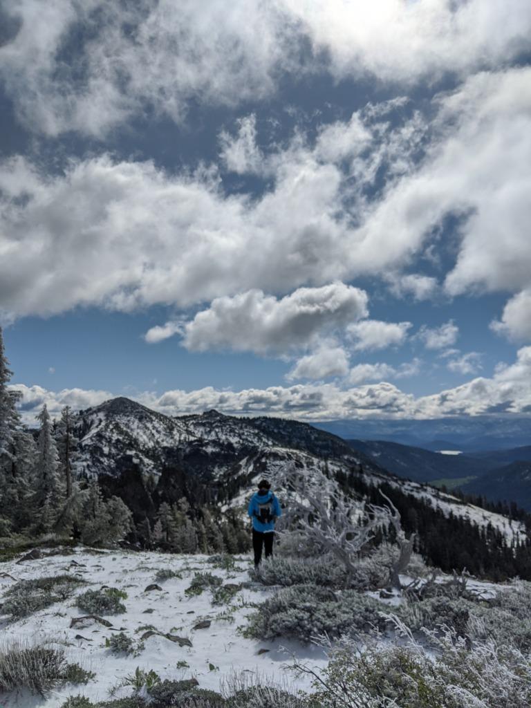Journal: Sunday, June 7, 2020 // Partial Castle Peak Loop 58