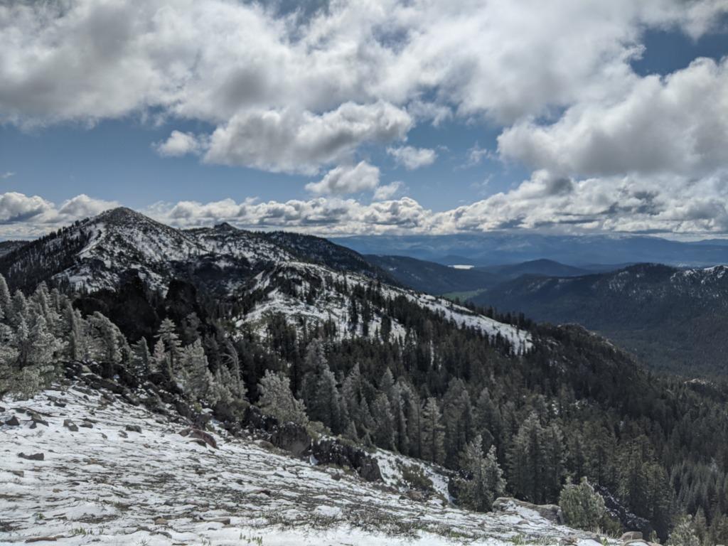 Journal: Sunday, June 7, 2020 // Partial Castle Peak Loop 59