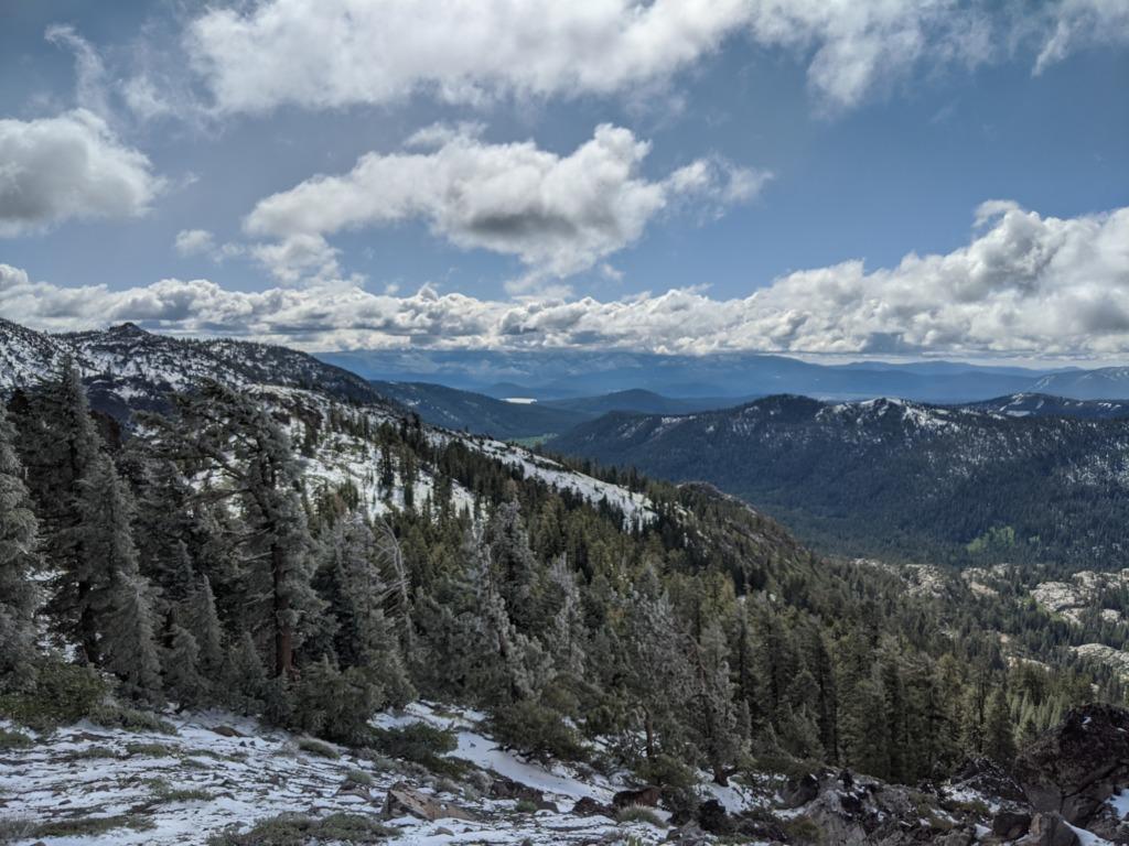 Journal: Sunday, June 7, 2020 // Partial Castle Peak Loop 61