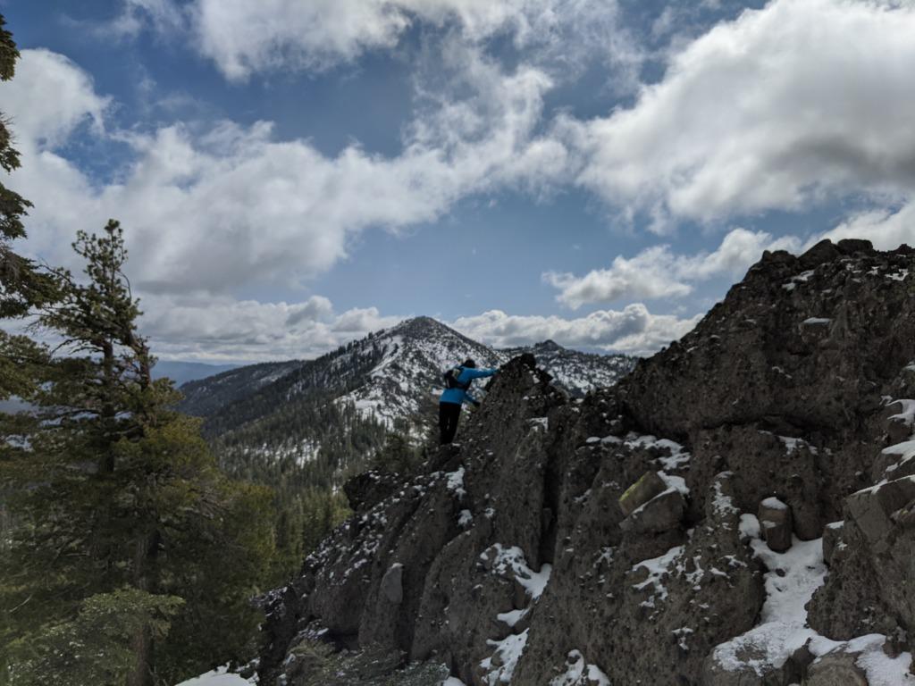 Journal: Sunday, June 7, 2020 // Partial Castle Peak Loop 63