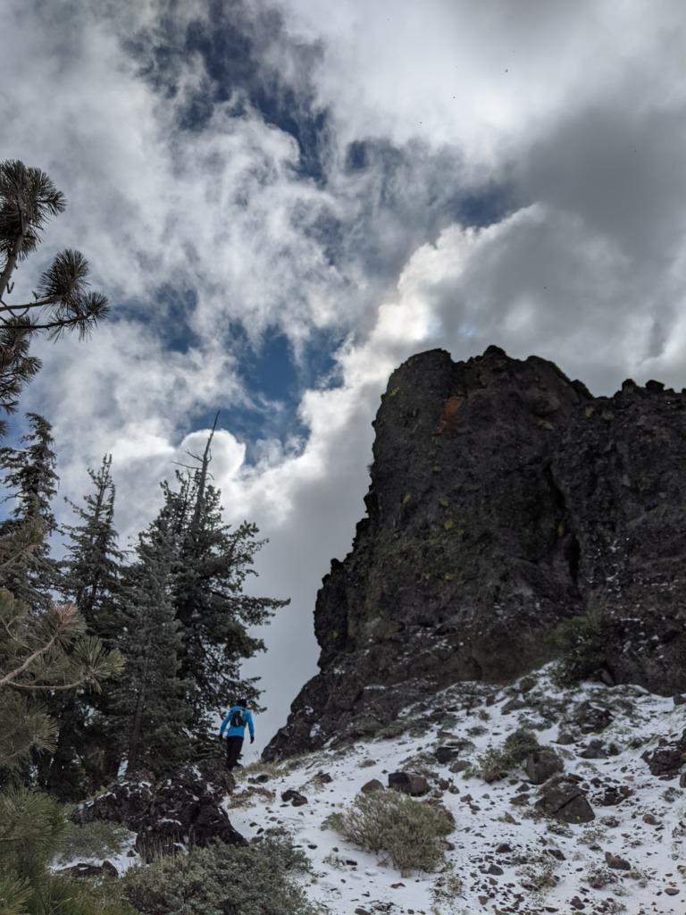 Journal: Sunday, June 7, 2020 // Partial Castle Peak Loop 65