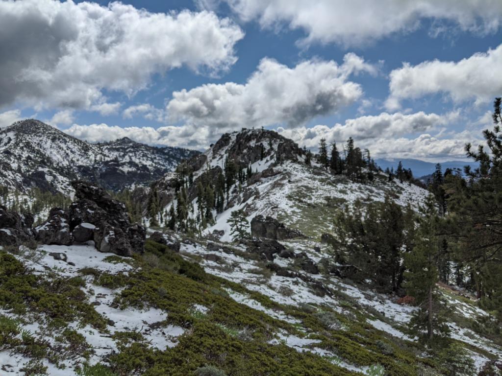 Journal: Sunday, June 7, 2020 // Partial Castle Peak Loop 66