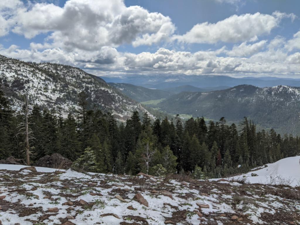 Journal: Sunday, June 7, 2020 // Partial Castle Peak Loop 69