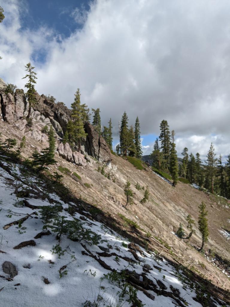Journal: Sunday, June 7, 2020 // Partial Castle Peak Loop 71