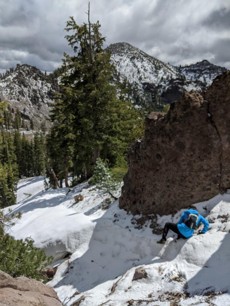 Journal: Sunday, June 7, 2020 // Partial Castle Peak Loop 72
