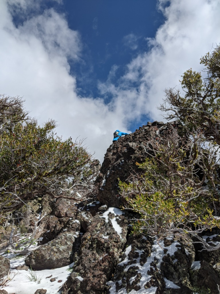 A Partial Castle Peak Loop 74