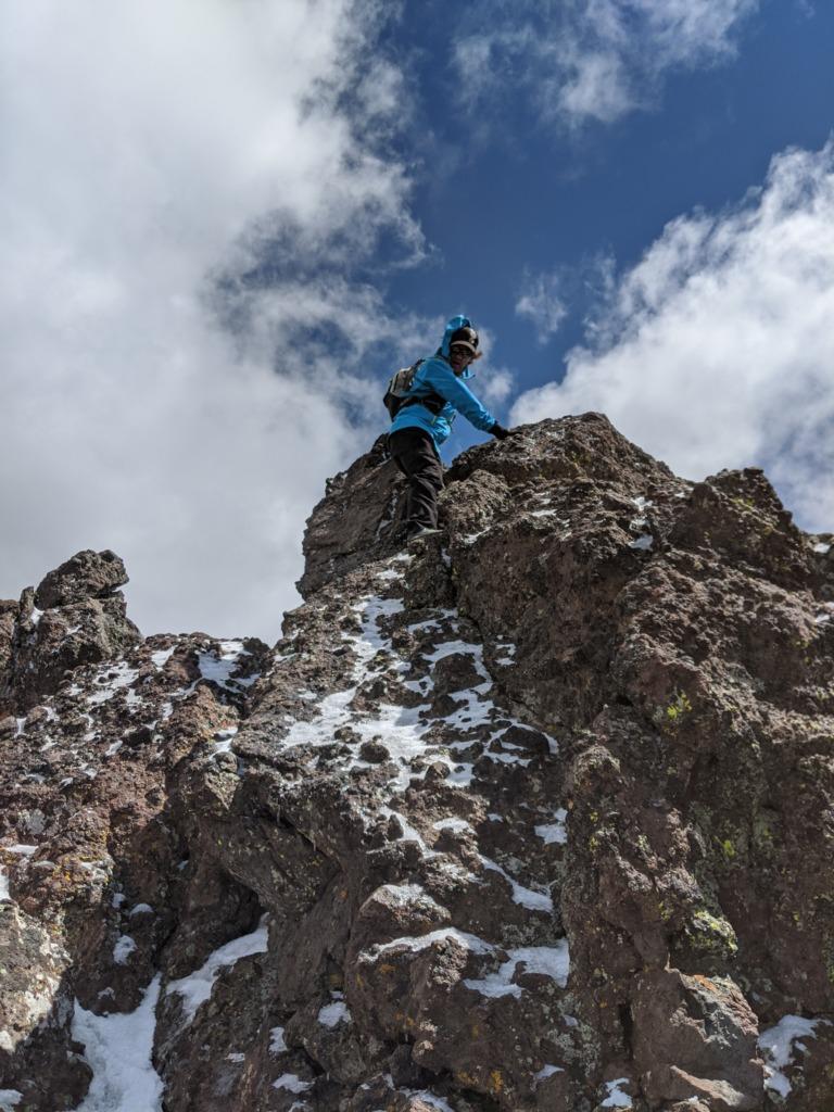 Journal: Sunday, June 7, 2020 // Partial Castle Peak Loop 75