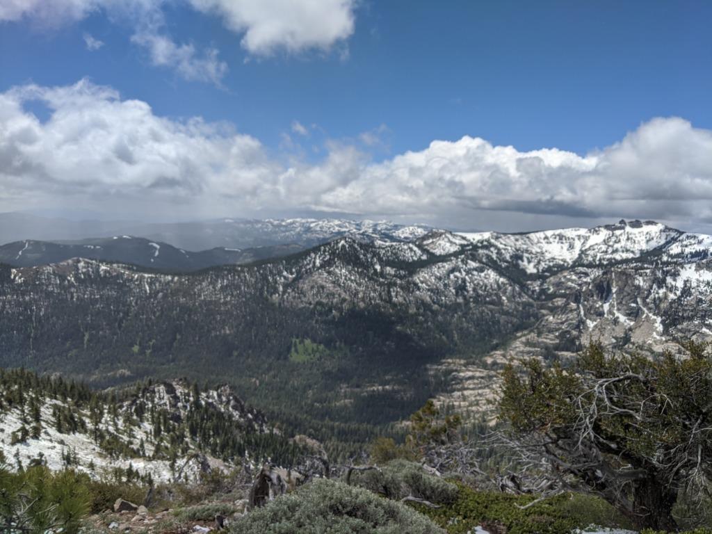 Journal: Sunday, June 7, 2020 // Partial Castle Peak Loop 81